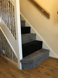 top quality installation is essential and our famous fitting service won t let you down come see the selection of our stair carpets today in one of our
