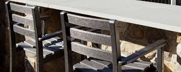 table bar height chairs diy: get the height right counter vs bar height stools amp chairs for your outdoor living space