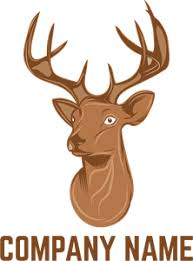 Deer Logo Vector (.EPS) Free Download