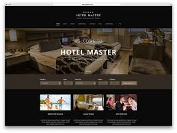 Best Hotel Website Design 2018 Top 50 2018s Best Selling Wordpress Travel Themes Wpthemeall