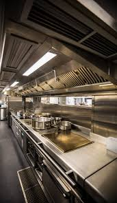 Commercial Kitchen Design London Basement Kitchen At The New Annabels Mayfair London