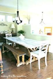 whitewash round table whitewash dining table whitewashed
