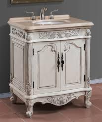 single white bathroom vanities. Antique White Single Bathroom Vanity Vanities O