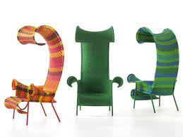 funky patio furniture. Funky Patio Furniture. Shadowy Chair \\u0026 Sunny Longer Lounge From Moroso Furniture
