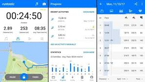 Activity Tracker Comparison Chart 2018 10 Best Fitness Apps For Android 2019 Track Your Workouts