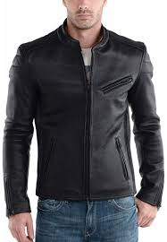 custom made to order genuine leather hip length or waist length jacket as per client s specification