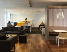 shared office space ideas. Pipeline Space Brickell Gray Wood FlooringShared Office Shared Ideas