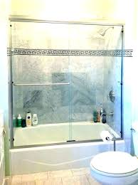 beautiful frameless shower cost seamless shower doors delighted