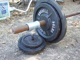 picture of convert one inch weights to olympic bar
