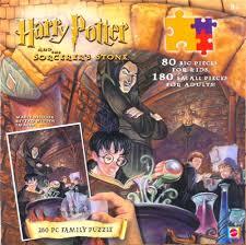 Image result for harry potter jigsaw