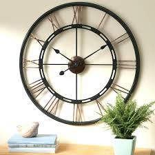 giant wall clock uk giant wall clocks round oversized wall clock large vintage wall clocks large