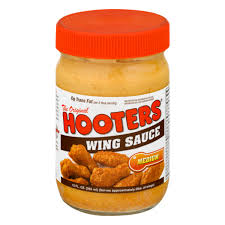 Hooters Nutrition Chart Hooters Wing Sauce Medium 12 Fl Oz From Kroger Instacart