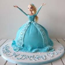 Send Style Queen Barbie Cake Online In India At Indiagiftin