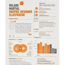15 Amazing Infographic Resumes To Inspire You For Infographic Resume