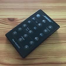 bose remote control. picture 1 of 2 bose remote control o