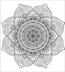 Mandala Da Colorare E Regalare