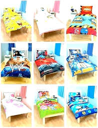 paw patrol l size bedding set toddler bed official character duvet quilt cover pillowcase sets full