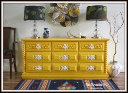 vintage 70s furniture. Yellow Vintage Dresser 70s Furniture