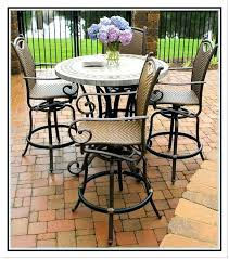 patio chairs patio table set impressive tall patio chairs with backyard patio ideas as patio