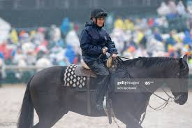 NBC horseback riding analyst Donna Barton Brothers prior to the145th...  News Photo - Getty Images