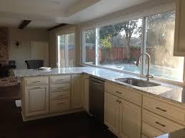 Kitchen Cabinets Thomasville Our Cabinets Thomasville Creme With Carrera Glaze Kitchen