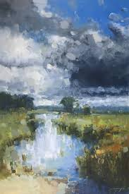 saatchi art artist vahe yeremyan painting after rain landscape oil painting