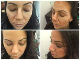 how to highlight and contour with makeup