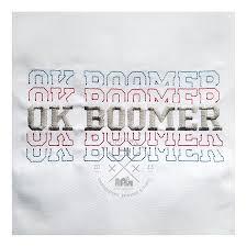 Sewing Machine Embroidery Designs Ok Boomer Breakout Machine Embroidery Design Kimtown