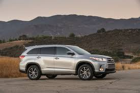 2017 Toyota Highlander: 8 Things to Know - Motor Trend