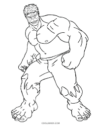 Incredible Hulk Coloring Pictures Hulk Coloring Pages Minimalist