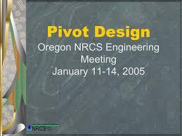 Center Pivot Design Pivot Irrigation System Design