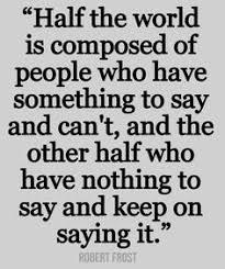 Robert Frost Quotes on Pinterest | Robert Frost, Robert Frost ... via Relatably.com