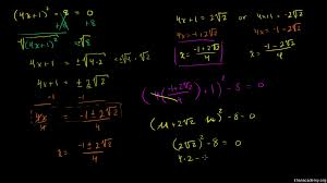 solving quadratics by taking square roots challenge khan academy
