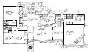 Download Ranch Style House Floor Plans Free Adhome