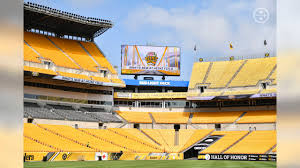 Heinz Field Virtual Seating Chart New Features At Heinz Field