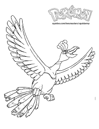 Pokemon Coloring Pages Ho Oh – From the thousands of images on the web  about pokemon coloring pa… | Pokemon coloring pages, Pokemon coloring,  Cartoon coloring pages