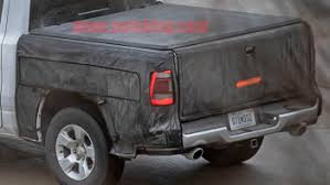 2019 Ram 1500 spy shots hint at a trick tailgate - Autoblog