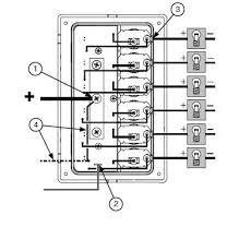 4 gang switch panel wiring diagram 4 image wiring wiring diagram boat switch panel wiring image on 4 gang switch panel wiring diagram