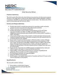 security resume objective network security officer