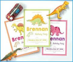 free dinosaur party invitations dinosaur birthday party invitations on free printable