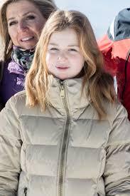 Prinses Alexia Heeft Een Nieuw Kapsel En Het Staat Haar Prachtig
