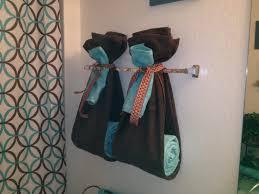 Inspiring Bathroom Towel Designs   Ideas About Decorative - Bathroom towel design