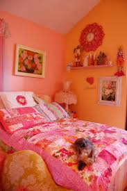 Pink And Orange Bedroom 40 Best Images About Pink Pink Orange Girls Bedrooms On