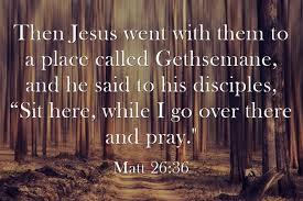 christ in the garden of gethsemane. The Weight In Gethsemane Christ Garden Of