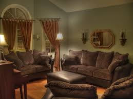 Living Room Colors That Go With Brown Furniture Paint Colors For Chocolate Brown Furniture House Decor