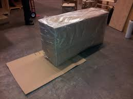 Plastic Furniture Wrap Plastic Wrap And Furniture Pads Hireahelpers Movers Academy