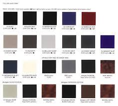 Mercedes Colour Chart 2017 Mercedes Benz Interior Color Codes Car Interiors