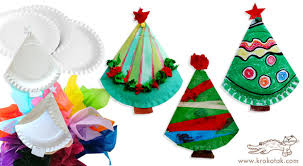15 Incredibly Cute Paper Plate Christmas CraftsChristmas Paper Plate Crafts