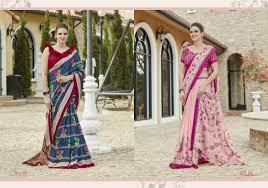 Nakshatra Designer Wear Shreyans Fashion Nakshatra Silk Part 1 Authorized Sari