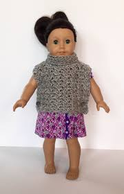 American Girl Crochet Patterns Simple Decoration